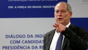 """Ciro Gomes dispara: """"o PT engana o leitor"""""""