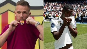 Reforços de Barça e Real, Arthur e Vinicius Jr. já chamam atenção e podem renovar Seleção Brasileira