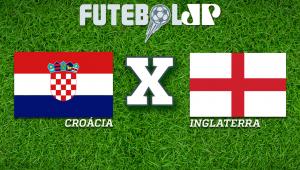 Croácia x Inglaterra: acompanhe o jogo ao vivo na Jovem Pan