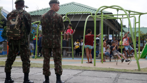 TRE vai pedir reforço de tropas federais para as eleições no Rio