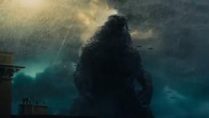 """Godzilla é única esperança contra monstro em trailer de """"Rei dos Monstros"""""""