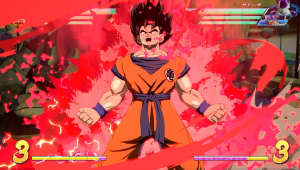 Goku Dragon Ball FighterZ