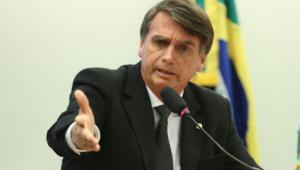 Bolsonaro é mais um criminoso concorrendo à Presidência