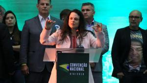 Janaína Paschoal diz que não aceitará eventual convite de Bolsonaro para ser ministra