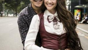 Nicolas Prattes garante que não está namorando Juliana Paiva