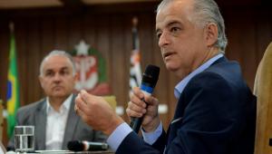 Enfrentando oposição, Márcio França pede responsabilidade para que projetos sejam votados na Alesp