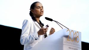 Marina Silva lança site para arrecadar recursos