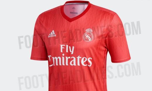 365a757d35 Site divulga suposto uniforme alternativo do Real Madrid para ...