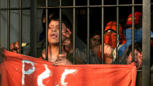 Cúpula do PCC planejou resgate em presídio de segurança máxima