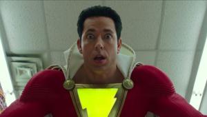 Primeiro trailer de Shazam! traz humor e trabalha carisma do herói