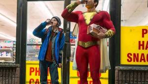 Produtor considera participação de Shazam em filmes da Liga da Justiça