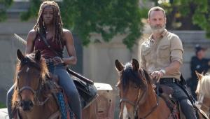 """""""The Walking Dead"""": trailer da 9ª temporada mostra salto temporal e tensão em comunidade"""