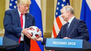 Trump diz acreditar que Putin não interferiu na eleição americana