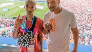 """Humorista é acusado de racismo por comparar filho de Will Smith com """"flanelinha"""""""