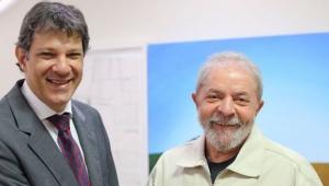 Thiago Uberreich: Potencial de transferência de votos de Lula para Haddad estabiliza
