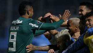 Borja tem tudo para ser o principal beneficiado pelas mudanças de Felipão no Palmeiras