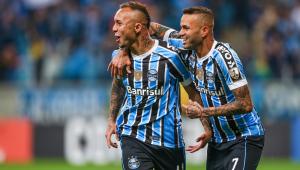Grêmio terá que testar força do elenco em jogo importante contra Palmeiras