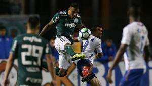 Palmeiras conseguiu marca defensiva que não atingia desde 2008
