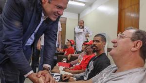 Pontapé inicial foi dado, diz Haddad após registrar candidatura da chapa petista