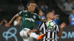 Com defesa forte, Palmeiras vai enfrentar 4º pior ataque do Brasileirão