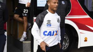 Lesionados, Luiz Felipe, Sánchez e Derlis desfalcam o Santos contra o Vasco