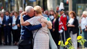 Barcelona lembra um ano de atentado que deixou 16 mortos