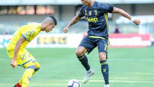 Cristiano Ronaldo para em goleiro na estreia, mas Juventus vence nos acréscimos