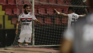 Sem Diego Souza, Aguirre terá que escolher entre estrangeiros para enfrentar Colón
