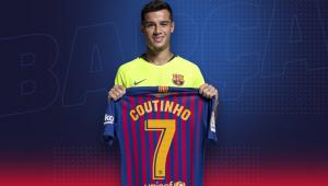 Coutinho afirma que assunto Neymar não é falado em grupo do WhatsApp de jogadores do Barcelona