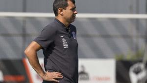 Carille vê Corinthians no rumo certo com técnico Osmar Loss