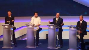 Debate presidencial não trata de temas internacionais