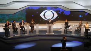 São Paulo tem o primeiro debate entre concorrentes ao Palácio dos Bandeirantes