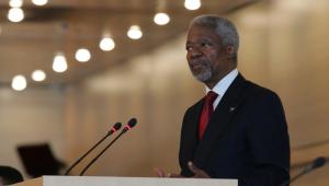 """Itamaraty lamenta morte de Kofi Annan, um """"amigo do Brasil"""""""