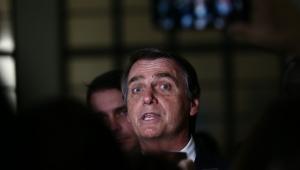 Em visita ao Bope, Bolsonaro grita 'caveira' e diz que 'capitães vão mandar no Brasil'