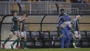 Felipão garante que Palmeiras não vai priorizar competições e faz elogios a Dudu