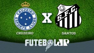 CruzeiroxSantos: acompanhe o jogo ao vivo na Jovem Pan