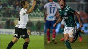 TBT de 99? Palmeiras e Corinthians podem se enfrentar cinco vezes em menos de 40 dias