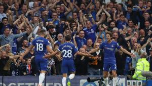 Em partida movimentada, Chelsea vence o Arsenal e alcança a 2ª vitória no Campeonato Inglês