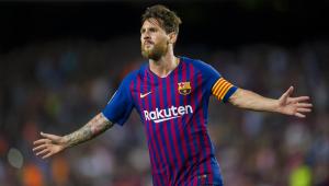 Messi e Coutinho marcam e Barcelona vence Alavés na estreia do Espanhol