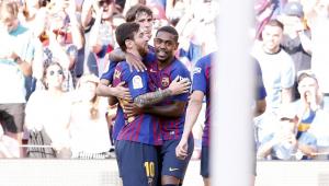 Brasileiros e Messi decidem vitória do Barcelona contra Boca Juniors