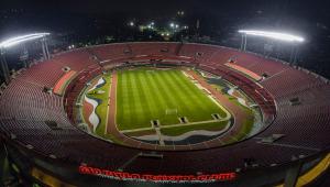 Jogos do Brasileirão viraram testes de segurança para Copa América