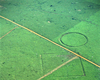 Novos geoglifos 'reescrevem' história da Amazônia no Brasil