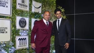'Se fizer oferta, tiro um do Real por semana': pai de Neymar revela 'ameaça' de dono do PSG