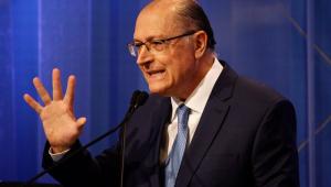 Alckmin diz não ter não ter apoio de Temer e acrescenta: 'ele nem gosta de mim'