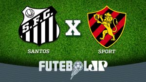 Santosx Sport: acompanhe o jogo ao vivo na Jovem Pan