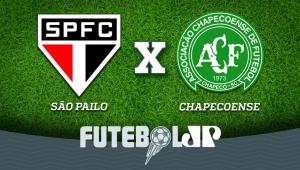 São PauloxChapecoense: acompanhe o jogo ao vivo na Jovem Pan