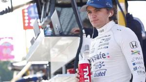 """Pietro Fittipaldi relata acidente grave da Fórmula Indy: """"vi todo mundo bater na frente"""""""