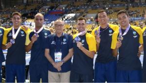 Após fracasso na Olimpíada, CBDA vê evolução na natação brasileira: 'estamos renascendo'