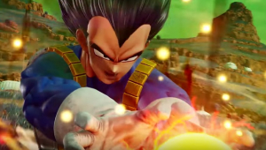 Jump Force Vegeta