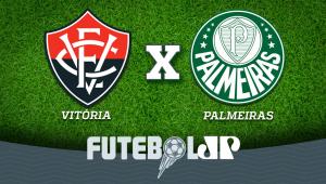 VitóriaxPalmeiras: acompanhe o jogo ao vivo na Jovem Pan